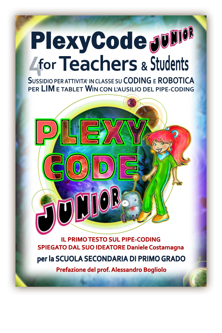 PlexyCodeJunior4Teachers & Students