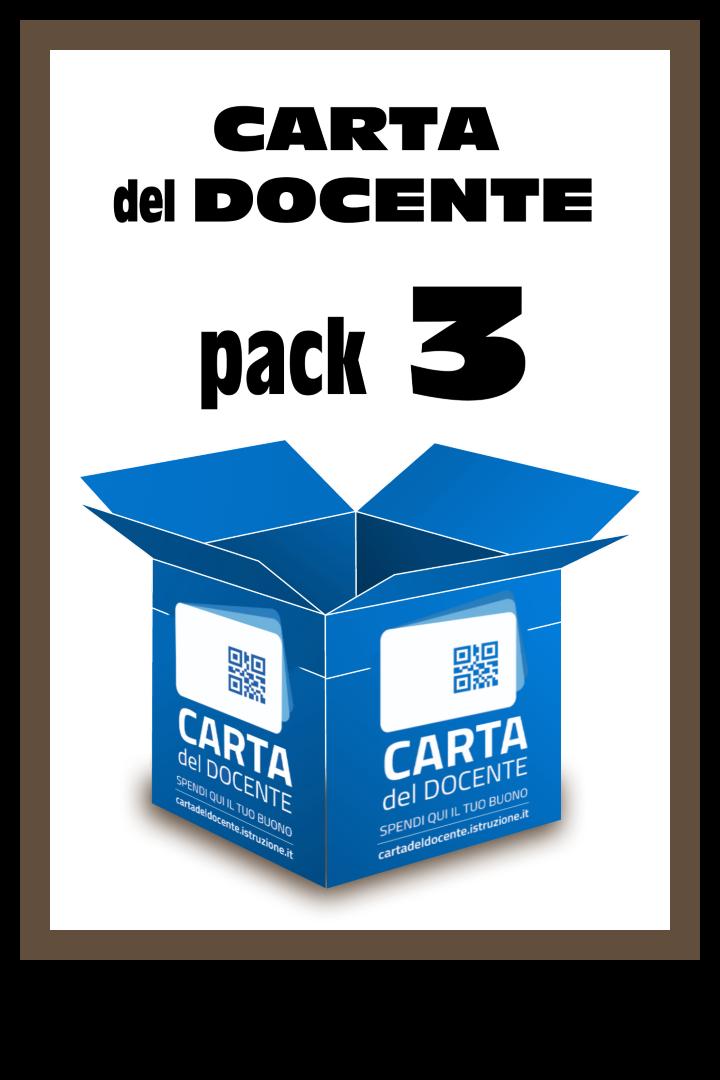 Pacchetto SCUOLA SECONDARIA 2°
