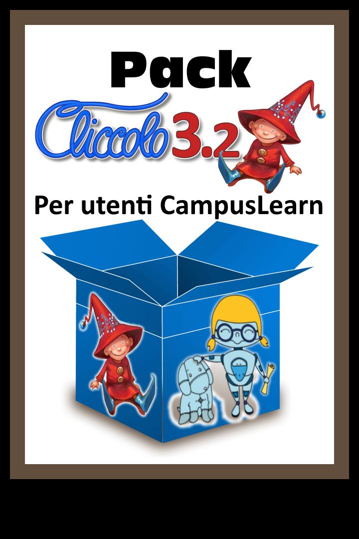 Pacchetto CLICCOLO per chi ha già CampusLearn
