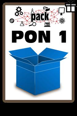 Pacchetto PON Pack 1 - AMBIENTI INNOVATIVI