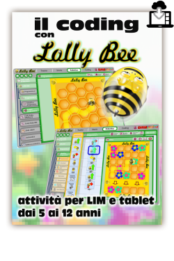 Lolly Bee, applicativo software